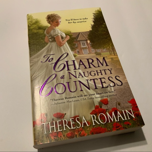 TO CHARM A NAUGHTY COUNTESS paperback